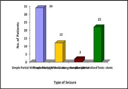 Spectrum of epilepsy in Neurocysticercosis