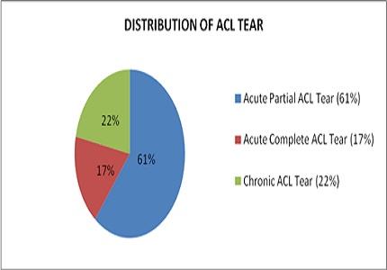 Spectrum of MRI findings in traumaticknee